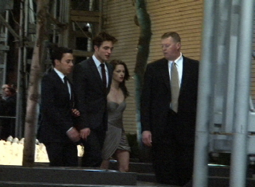 new pic! Robert and Kristen WFE premiere