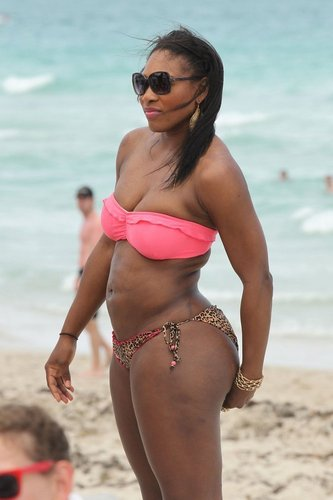 serena beach 2011 as nadal