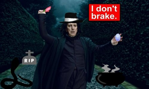 severus takes a easter
