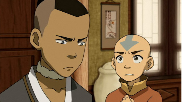 Avatar The Last Airbender Images Sokka Aang Wallpaper And Background Photos