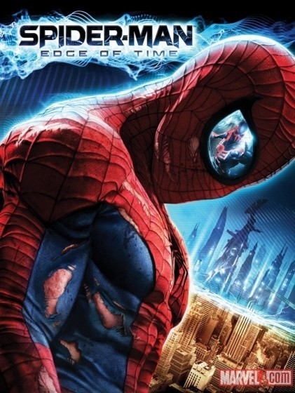 Spider Man Images Spider Man Edge Of Time Wallpaper And Background