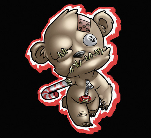 Zombies wallpaper titled zombie beAr