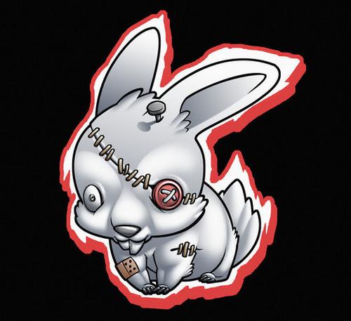zombie rabbit