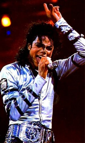 <3 I l'amour toi Michael <3