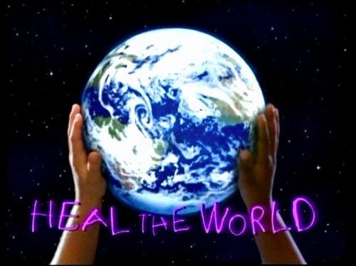 ~*Heal The World*~