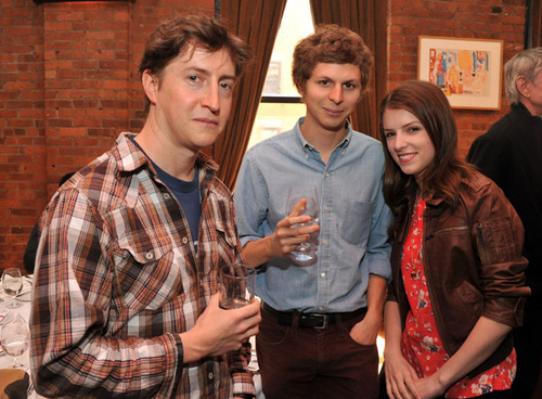 04.21.11 Tribeca Film Fest - Jurors Welcome 早午餐
