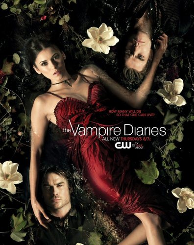2 new promo posters for TVD season 2!