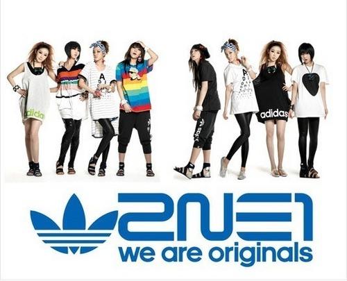 2NE1 - WE ARE ORIGINALS