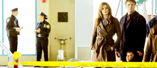 3x21 The Dead Pool - Castle/Beckett