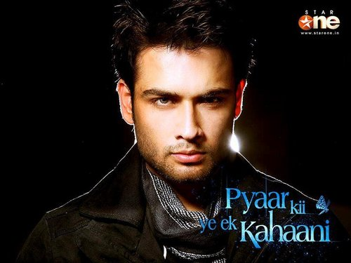 Pyaar Kii Ye Ek Kahani by PIALY wallpaper with a portrait entitled Abhay Raichand