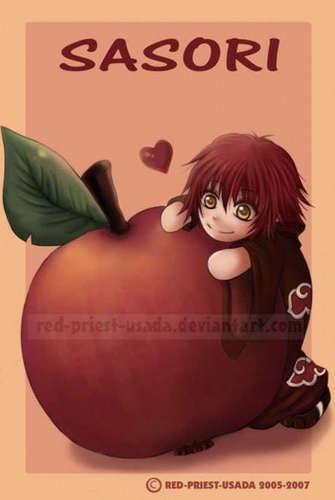 Akatsuki fruit.