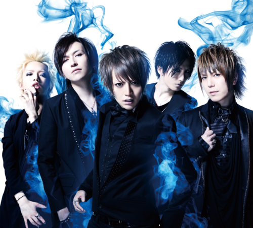 Alice Nine Blue Flame