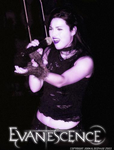 Amy Lee the Goddess