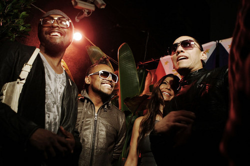 Apl.De.Ap. Launches Jeepney সঙ্গীত Record Label With The Black Eyed Peas