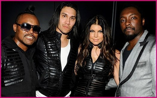 Apl , Taboo, Fergie and Will (The Black Eyed Peas)