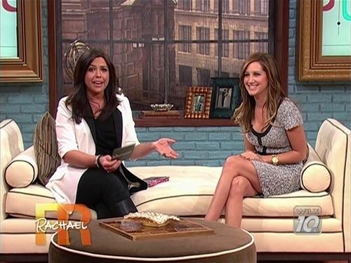 Ashley - At Rachael sinar, ray tampil - 20 April 2011