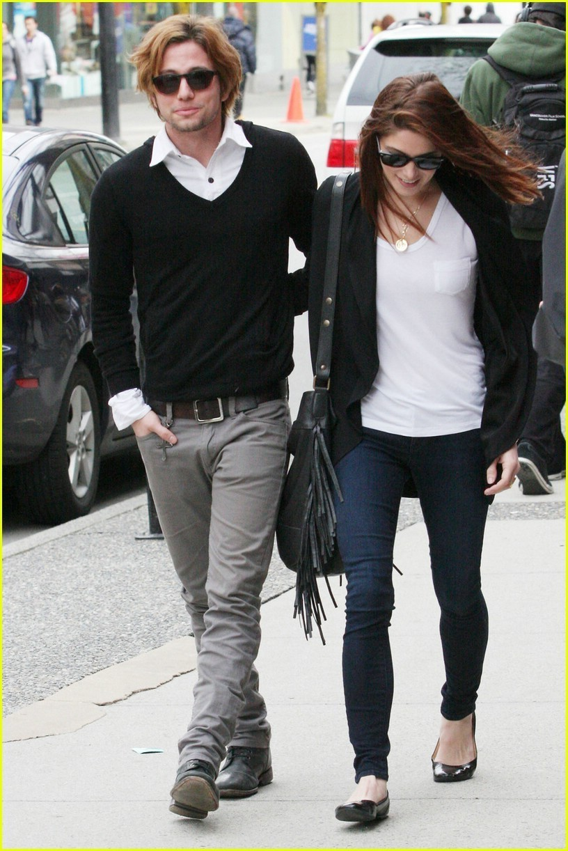 Jackson Rathbone Ashley Greene