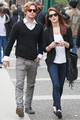 Ashley Greene spends time with her on-screen 'Twilight' boyfriend, Jackson Rathbone, while out and a - jackson-rathbone photo