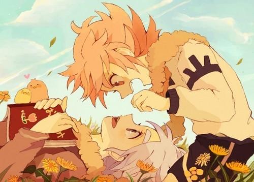 Atsuya e Shirou Fubuki 3