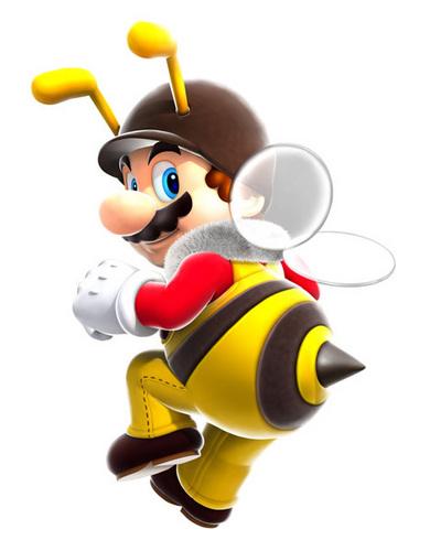 Bee Mario