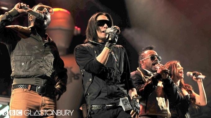 Black Eyed Peas - Glastonbury