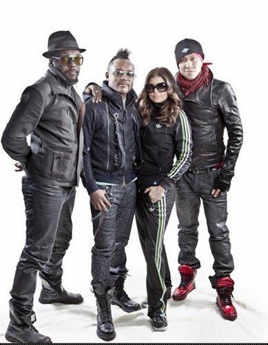 Black Eyed Peas Hintergrund called Black Eyed Peas - Photoshoot