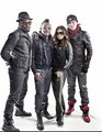 Black Eyed Peas - Photoshoot