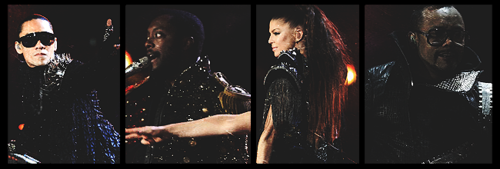 Black Eyed Peas wallpaper called Black Eyed Peas - Signature