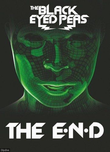 Black Eyed Peas - The E.N.D. poster