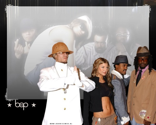 Black Eyed Peas wallpaper entitled Black Eyed Peas - Wallpaper