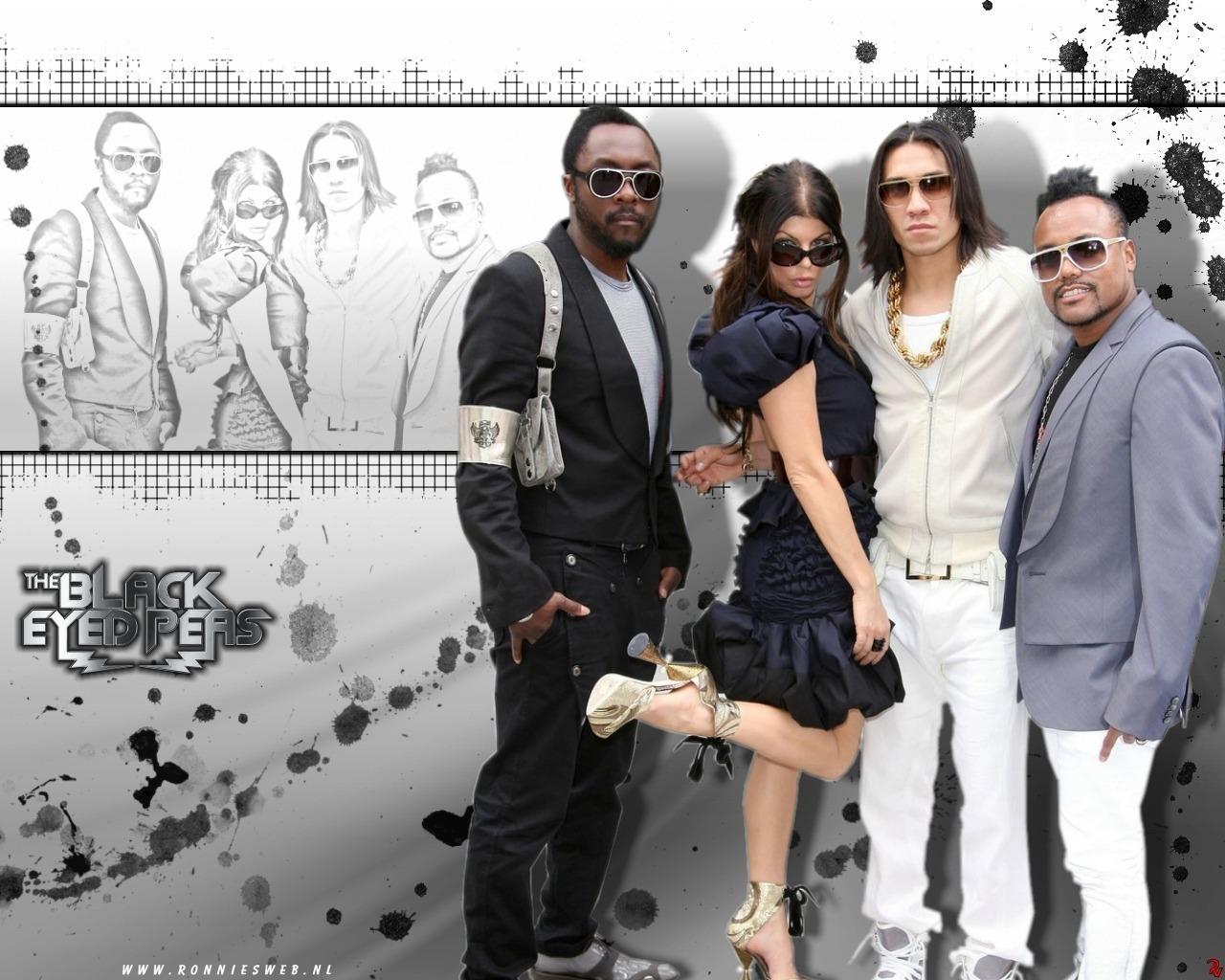 Black Eyed Peas - Hintergrund