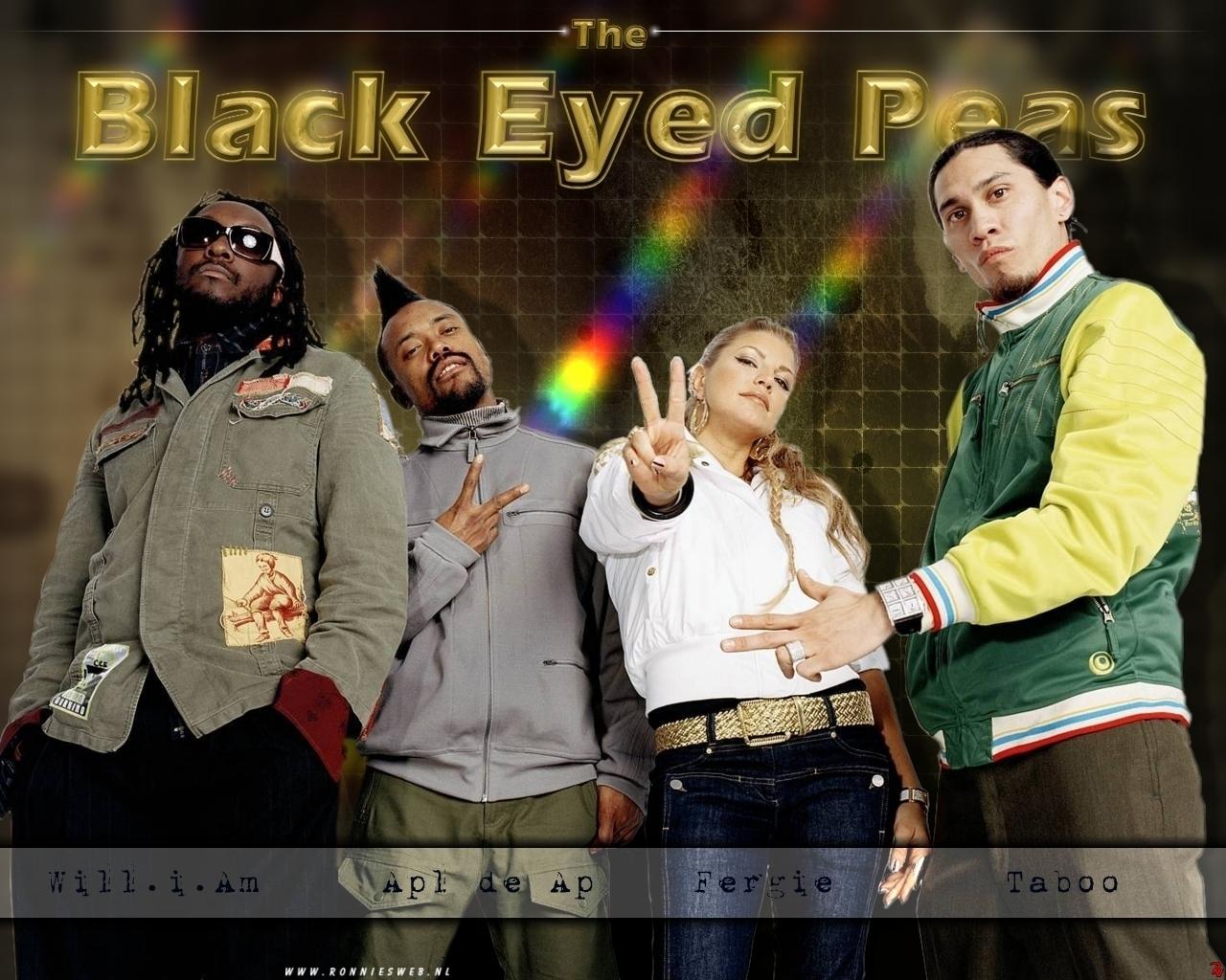 Black Eyed Peas - 壁紙