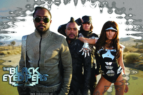 Black Eyed Peas - 壁紙