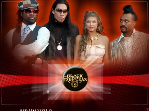 Black Eyed Peas - 壁纸