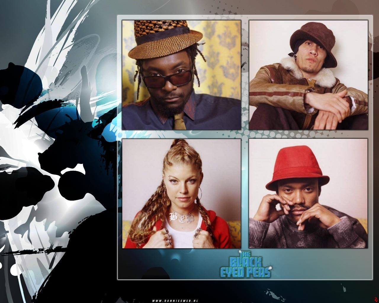 Black Eyed Peas - hình nền