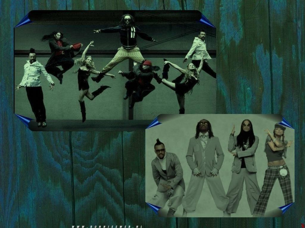 Black Eyed Peas - wallpaper