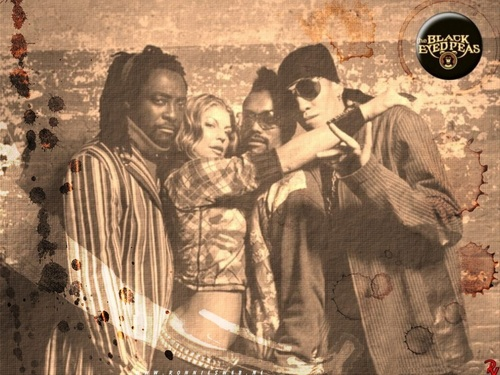 Black Eyed Peas - wallpaper