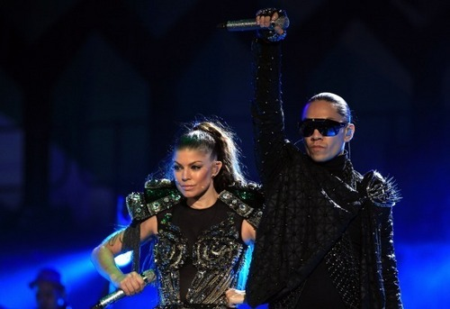 Black Eyed Peas - Word Cup Kick-Off konser - Africa