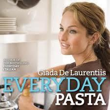 Bookcover, Everyday Pastas