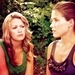 Brooke and Haley - one-tree-hill icon