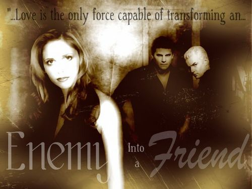 Buffy/Angel/Spike