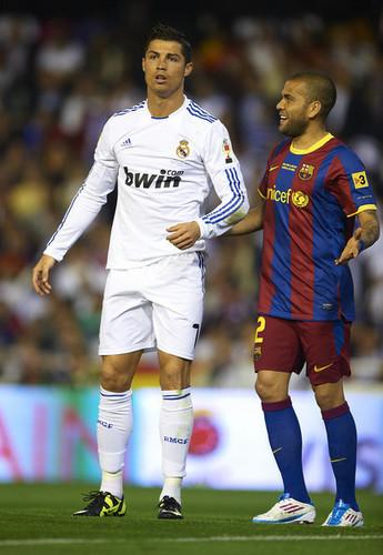 C. Ronaldo (Real Madrid - Barcelona, Copa del Rey Final)