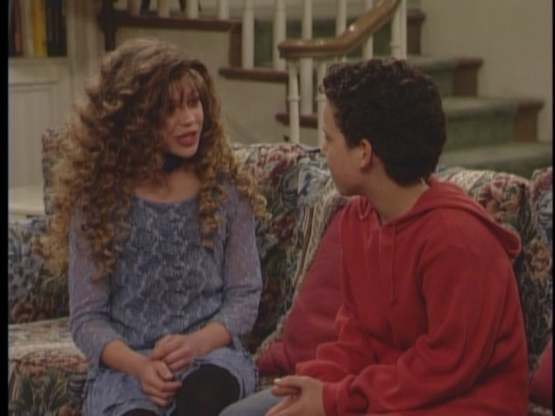 topanga boy meets world. Boy Meets World.