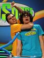 Carlos & Matt Bennett