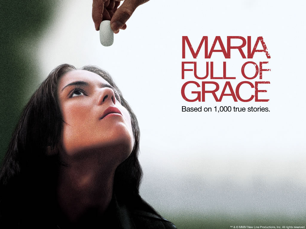 maria full of grace essay The film maria full of grace - city essay example the film maria full of grace contained many aspects related to global planning issues in areas such as neighborhoods and cities, personal space, and immigration - the film maria full of grace.