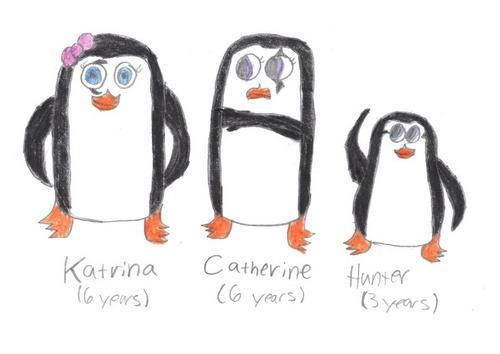 Catherine's Family