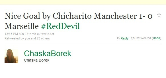 chaska borek y chicharito. Chicharito girlfriend Chaska