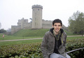 Colin at Warwick Castle