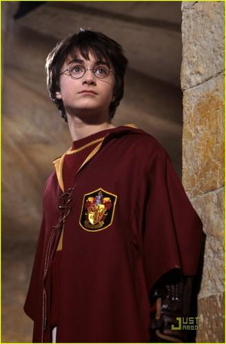 হ্যারি পটার দেওয়ালপত্র entitled Daniel Radcliffe: Harry Potter Through The Years