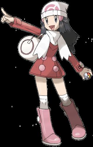 Pokémon wolpeyper called Dawn